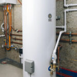 Spending more time at home? Consider replacing your older water heater