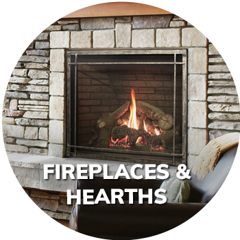 fireplaces and hearths